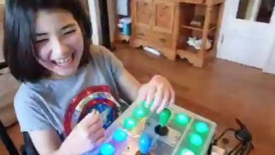 Costruisce un controller Nintendo fai da te per la figlia di