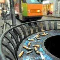 Fiori e piante dai mozziconi delle sigarette: l'esperimento di Capannori, in Lucchesia