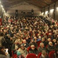 Sardine, giovedì a Bibbiano in piazza per sfidare Salvini