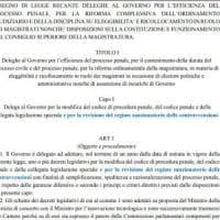 Prescrizione, la sfida di Bonafede per chiudere i processi in tre anni. Renzi dice di no...