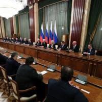 Russia, nominato il nuovo governo, ma Lavrov e Shojgu restano in carica
