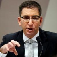 Brasile: Greenwald, il giornalista che collaborò con Snowden, incriminato per crimini...