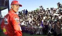 Schumacher, stampa inglese: in vendita foto rubate