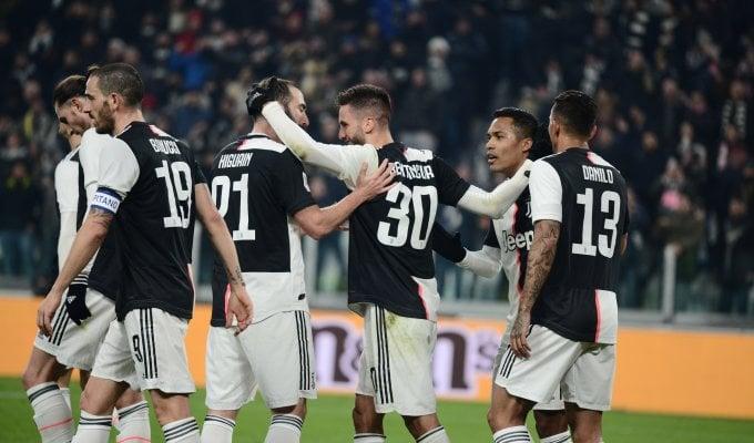 Juventus-Roma  3-1 , segui la  diretta
