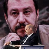 """Rai. Il Pd contro Bruno Vespa: """"Uno spot pro Salvini nel lancio di Porta a Porta durante..."""