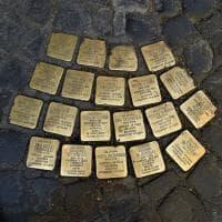Le pietre d'inciampo in Italia in memoria delle vittime della Shoah