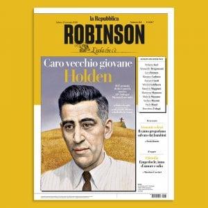 Su Robinson: caro vecchio giovane Holden