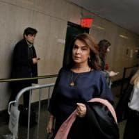 "Weinstein, l'attrice Annabella Sciorra in aula al processo: ""Mi stuprò a casa mia"""