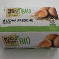 Ritirati lotti di uova a rischio contaminazione vendute con marchio Conad e Amadori