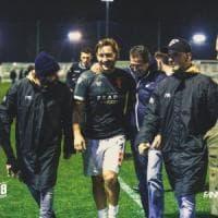 Roma, doppio giallo social per i 'like' di Totti a Buffon e di Fonseca contro