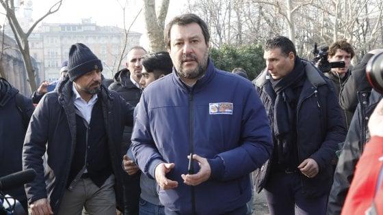 Citofonata al Pilastro, la propaganda bestiale di Salvini