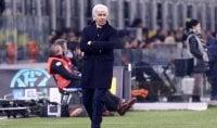 Atalanta, Gasperini: ''Calo mentale dopo l'Inter, ora ripartiamo''