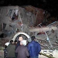 Terremoto di magnitudo 6,8 nella Turchia orientale: 4 morti