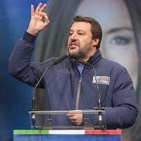 Salvini rompe il silenzio elettorale e attacca la consigliera di Bologna sulla c...
