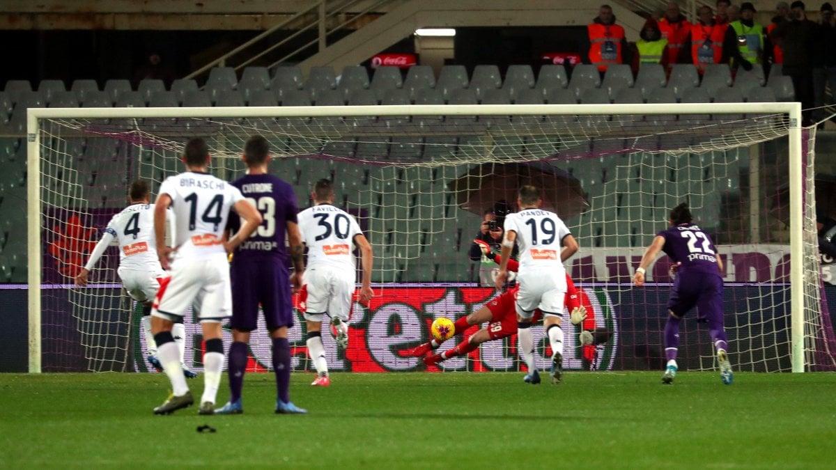 Fiorentina-Genoa 0-0: i viola ringraziano il portiere Dragowski