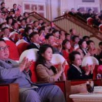 Nord Corea, zia di Kim riappare in pubblico dopo sei anni