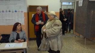 C'è Pippo Callipo al seggio: elettrice emozionata non vota