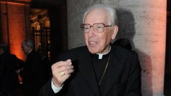 Vaticano, Giovanni Battista Re nuovo decano del collegio cardinalizio