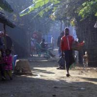 Birmania, bombe su villaggio Rohingya nonostante la sentenza Onu: muoiono due giovani...