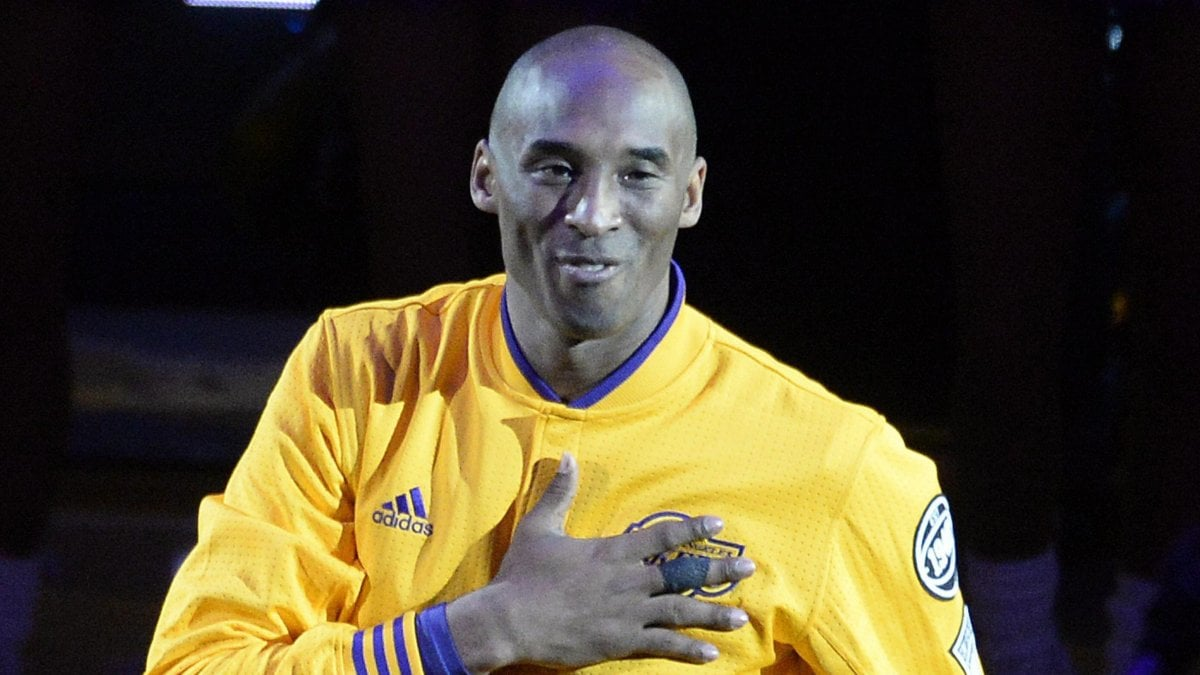 E' morto Kobe Bryant, leggenda della Nba. Incidente in elicottero