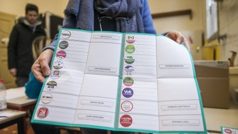 "Regionali: ""effetto sardine"" sull'Emilia Romagna, grande affluenza: 58,8%. In Calabria leggero rialzo sul 2014: 35%"