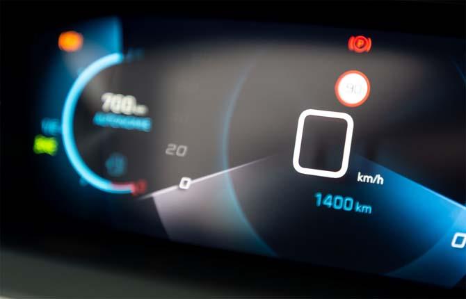 Peugeot, l'i-Cockpit diventa tridimensionale
