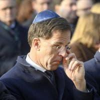 L'Olanda e l'Olocausto, Rutte chiede scusa 75 anni dopo