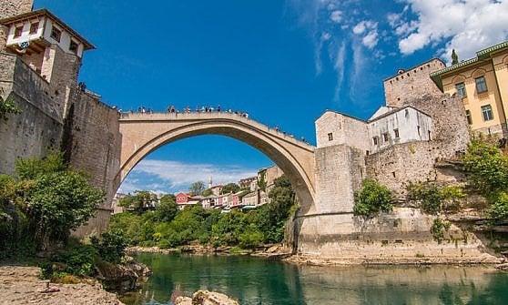 Mostar e Sarajevo. Belle e più facili che mai