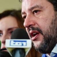 """Elezioni regionali 2020 in Emilia Romagna, Salvini: """"Rifarei tutto, anche la citofonata al..."""