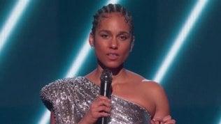 """Emozione con Alicia Keys: """"Qui, nella casa che Kobe ha costruito"""""""