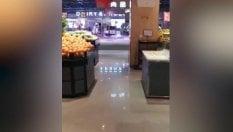 Rep Tv In giro nella città fantasma: strade e negozi sono deserti