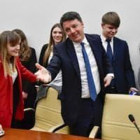 """Renzi: """"In Emilia ha vinto Bonaccini, i Cinque stelle sono finiti"""". E al governo dice:..."""
