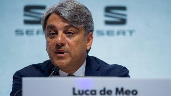 Renault, De Meo alla guida: sarà in sella al gruppo francese dal primo luglio
