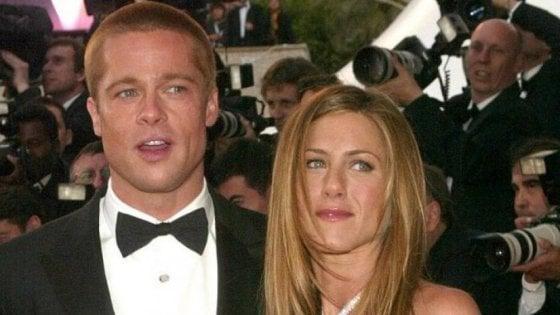 Brad Pitt e Jennifer Aniston si amano ancora, lo dicono i loro amici