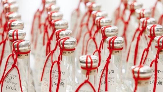L'italiana Nonino premiata come Miglior distilleria del mondo. E' la prima volta per una grappa