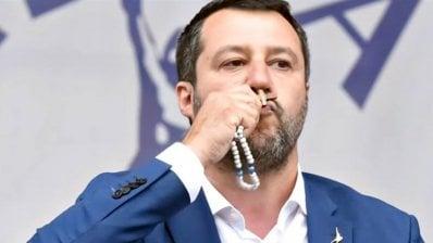 Rep: Lega e alleati, primi guai per Salvini. Critiche di Giorgetti alla campagna elettorale