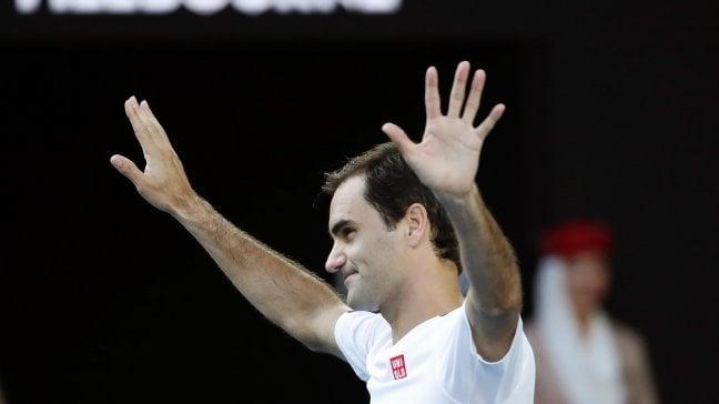 Annullare sette match point, la nuova lezione di Federer