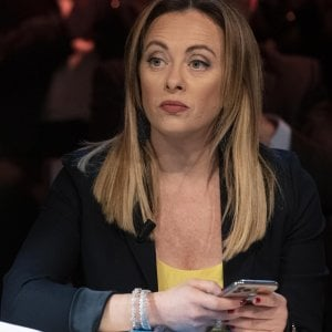 """Giorgia Meloni: """"Terrorizzata da uno stalker che ha minacciato me e mia figlia"""""""