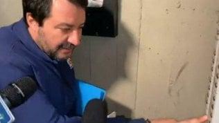 Salvini al citofono, inchiesta su un maresciallo dei carabinieri