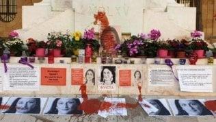 Vandalizzato il memoriale di Daphne Caruana. E' la seconda volta in 3 giorni