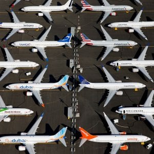 Boeing, primo rosso da oltre vent'anni: il conto del 737 Max sfiora i 19 miliardi