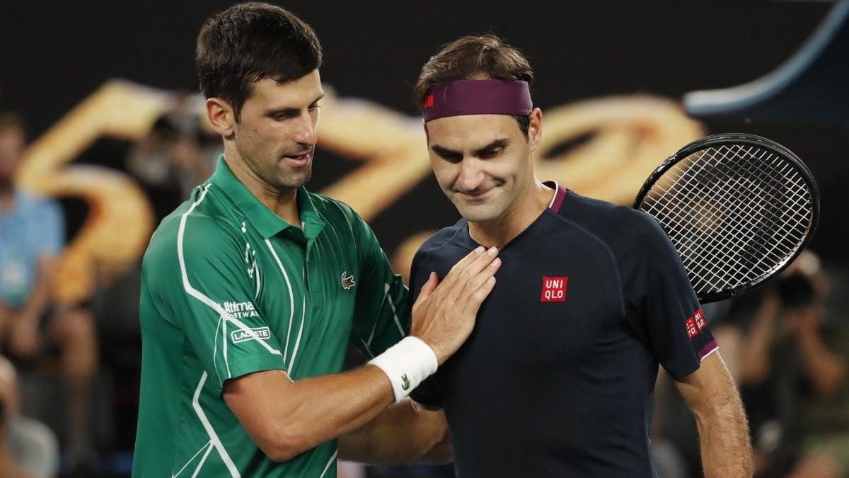 Tennis, Australian Open: Djokovic in finale, battuto Federer in tre set