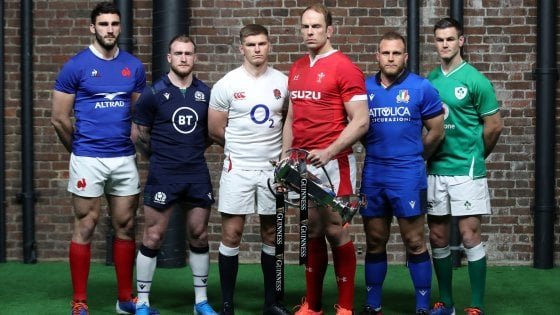 Rugby, Sei Nazioni pieno di incognite: davanti a tutti c'è l'Inghilterra