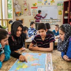 Afghanistan, Kabul: ecco chi s'impegna ad insegnare la pace