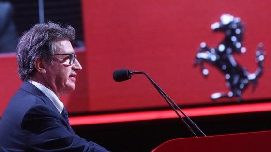 Louis Carey Camilleri, Amministratore Delegato di Ferrari