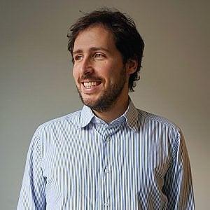 Francesco Giberti, fondatore e ceo di Myfoody