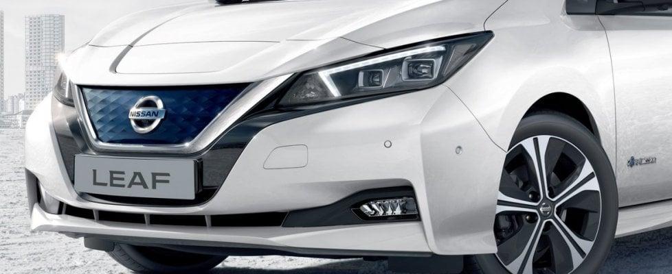 Regno Unito, accordo fra Nissan e DPD per una flotta di veicoli elettrici