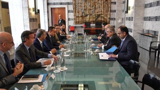 Italia-Bahrein: accordi per oltre 300 milioni tra le imprese