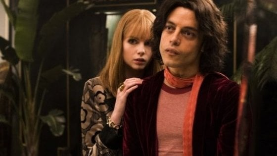 Lucy Boynton (ex di Mercury in 'Bohemian Rhapsody') è Marianne Faithfull nel biopic