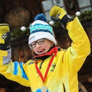 Giochi Nazionali Invernali Special Olympics: la storia di Rebecca Maestroni